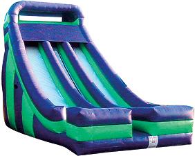 Double Lane Slide 1