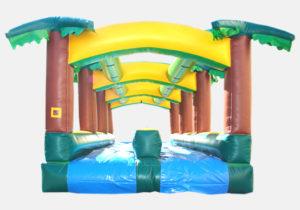 Hawaiian Slip And Slide Double Lane & Pool 1