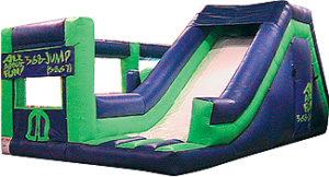 Jump House Obstacle Slide 1