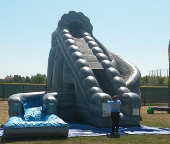 Inflatable Water Slide Rental Omaha: Del Paso Heights Water Slide Rentals