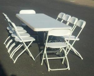 Table Rentals Sacramento Chair Rentals Tent Rentals